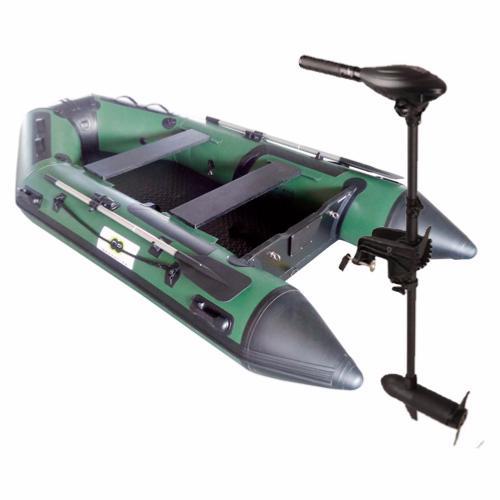 bateau moteur electrique
