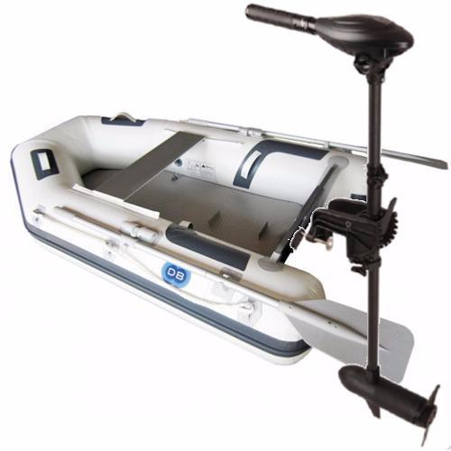 Annexe bateau pneumatique 200l moteur lectrique osapian 40 lbs - Moteur pour annexe pneumatique ...