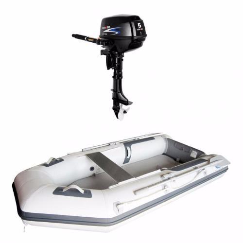 Annexe bateau pneumatique 250l moteur hors bord parson 5 cv - Moteur pour annexe pneumatique ...